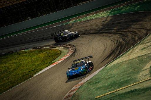 #222 Team Allied-Racing DEU Porsche 911 GT3-R (991.II) Bastian Buus DNK Joel Sturm DEU Julien Apotheloz CHE Silver Cup, Free Practice  | SRO / Dirk Bogaerts Photography