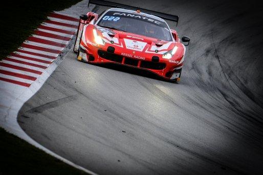 #11 Kessel Racing CHE Ferrari 488 GT3 Tim Kohmann DEU Francesco Zollo iTA Giorgio Roda ITA Pro-Am Cup, Free Practice    SRO / Dirk Bogaerts Photography