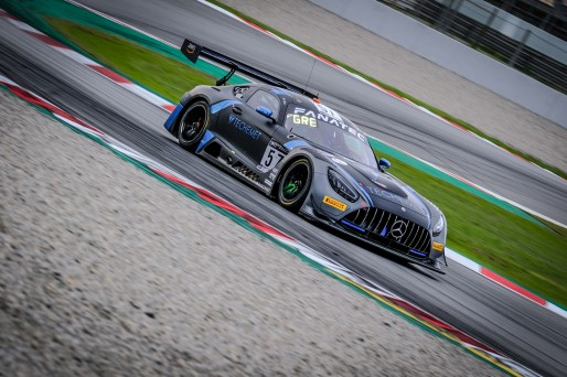 #57 Winward Racing USA Mercedes-AMG GT3 Russell Ward USA Philip Ellis GBR Mikael Grenier CAN Silver Cup, Free Practice  | SRO / Dirk Bogaerts Photography