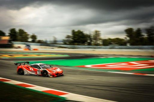 #11 Kessel Racing CHE Ferrari 488 GT3 Tim Kohmann DEU Francesco Zollo iTA Giorgio Roda ITA Pro-Am Cup, Free Practice    SRO / Patrick Hecq Photography