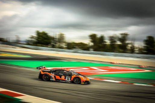 #16 GRT Grasser Racing Team AUT Lamborghini Huracan GT3 Evo Clemens Schmid AUT Kikko Galbiati ITA Tim Zimmermann DEU Silver Cup, Free Practice    SRO / Patrick Hecq Photography