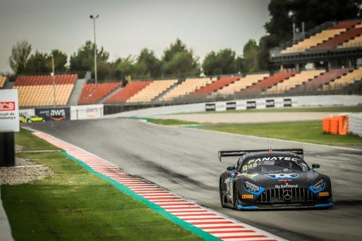#7 TokSport WRT DEU Mercedes-AMG GT3 Oscar Tunjo COL Paul Petit FRA Marvin Dienst DEU Silver Cup, Free Practice    SRO / Patrick Hecq Photography