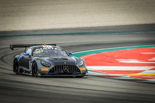 #57 Winward Racing USA Mercedes-AMG GT3 Russell Ward USA Philip Ellis GBR Mikael Grenier CAN Silver Cup, Free Practice  | SRO / Patrick Hecq Photography