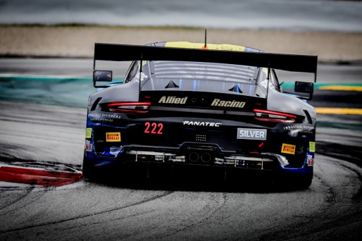#222 Team Allied-Racing DEU Porsche 911 GT3-R (991.II) Bastian Buus DNK Joel Sturm DEU Julien Apotheloz CHE Silver Cup, Free Practice  | SRO / Patrick Hecq Photography