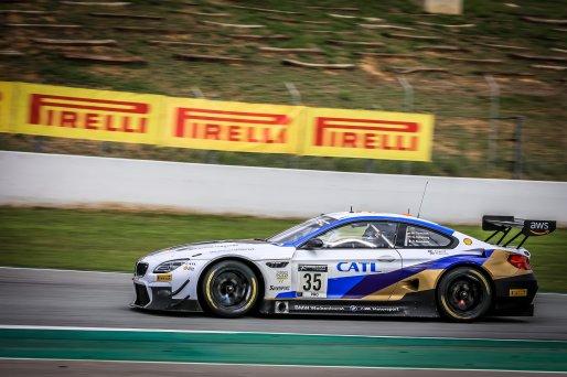 #35 Walkenhorst Motorsport DEU BMW M6 GT3 Nicky Catsburg NLD Martin Tomczyk DEU Thomas Neubauer FRA Pro Cup, Pre-Qualifying    SRO / Patrick Hecq Photography