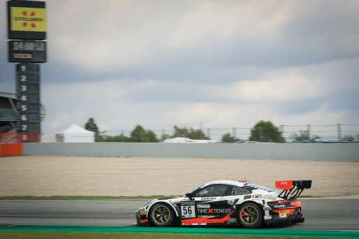 #56 Dinamic Motorsport ITA Porsche 911 GT3-R (991.II) Andrea Rizzoli ITA Mikkel O. Pedersen DNK Romain Dumas FRA Pro Cup, Pre-Qualifying  | SRO / Patrick Hecq Photography