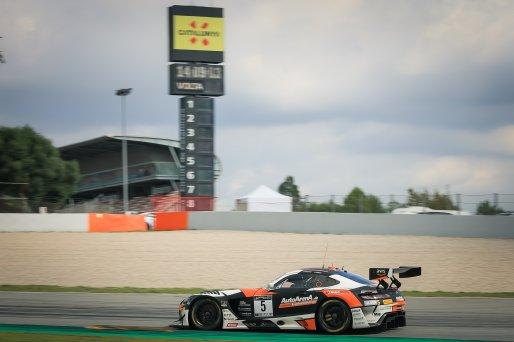 #5 HRT DEU Mercedes-AMG GT3 Indy Dontje NLD Patrick Assenheimer DEU Hubert Haupt DEU Silver Cup, Pre-Qualifying  | SRO / Patrick Hecq Photography