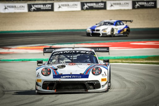 #22 GPX Racing UAE Porsche 911 GT3-R (991.II) Matt Campbell AUS Earl Bamber NZL Mathieu Jaminet FRA Pro Cup, Pre-Qualifying  | SRO / Patrick Hecq Photography