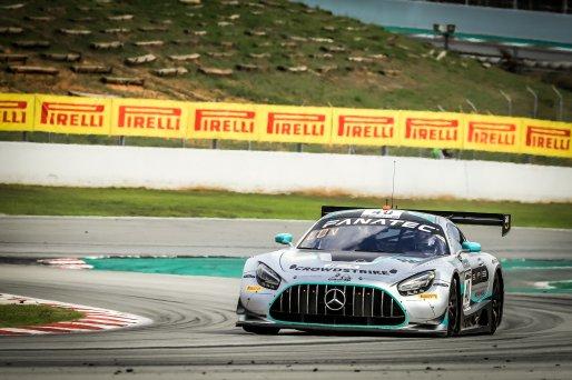 #40 SPS automotive performance DEU Mercedes-AMG GT3 Yannick Mettler CHE Jordan Love AUS Miklas Born CHE Silver Cup, Pre-Qualifying  | SRO / Patrick Hecq Photography