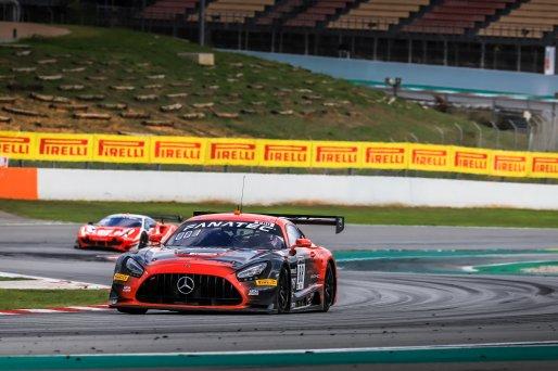 #88 AKKA ASP FRA Mercedes-AMG GT3 Raffaele Marciello ITA Felipe Fraga BRA Jules Gounon FRA Pro Cup, Pre-Qualifying  | SRO / Patrick Hecq Photography
