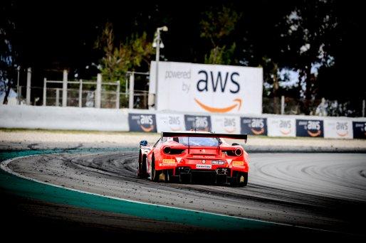 #11 Kessel Racing CHE Ferrari 488 GT3 Tim Kohmann DEU Francesco Zollo iTA Giorgio Roda ITA Pro-Am Cup, Pre-Qualifying    SRO / Patrick Hecq Photography
