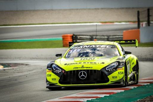 #2 GetSpeed DEU Mercedes-AMG GT3 Jim Pla FRA Olivier Grotz LUX Florian Scholze DEU Pro-Am Cup, Pre-Qualifying  | SRO / Patrick Hecq Photography
