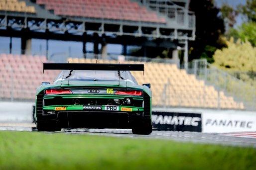 #66 Attempto Racing DEU Audi R8 LMS GT3 Mattia Drudi  ITA Steijn Schothorst  NLD Christopher Mies  DEU Pro Cup, Pre-Qualifying  | SRO / Patrick Hecq Photography