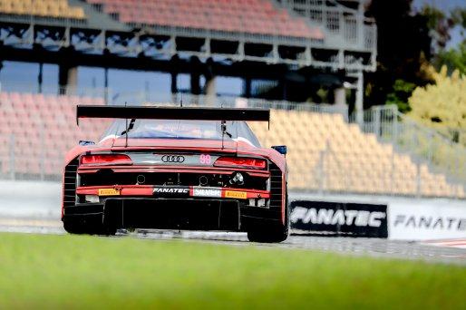 #99 Attempto Racing DEU Audi R8 LMS GT3 Dennis Marschall  DEU Max Hofer  AUT Alex Aka  DEU Silver Cup, Pre-Qualifying  | SRO / Patrick Hecq Photography
