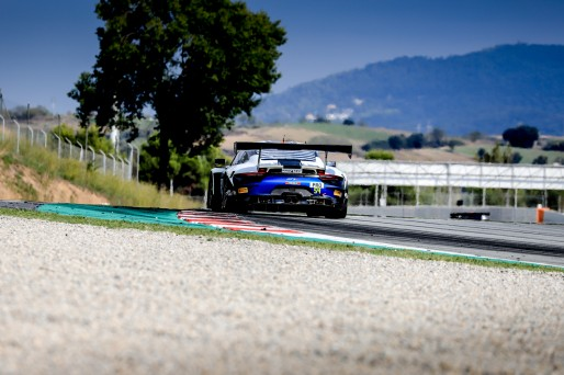 #54 Dinamic Motorsport ITA Porsche 911 GT3-R (991.II) Matteo Cairoli ITA Klaus Bachler DEU Christian Engelhart DEU Pro Cup, Pre-Qualifying  | SRO / Patrick Hecq Photography