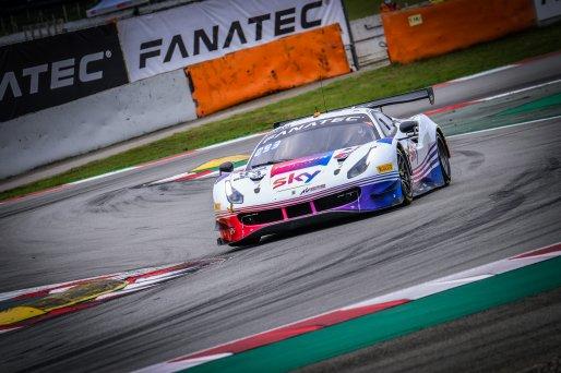 #93 SKY - Tempesta Racing GBR Ferrari 488 GT3 Rino Mastronardi iTA Jonathan Hui HKG Chris Froggatt GBR Pro-Am Cup, Qualifying  | SRO / Dirk Bogaerts Photography