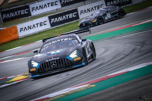 #7 TokSport WRT DEU Mercedes-AMG GT3 Oscar Tunjo COL Paul Petit FRA Marvin Dienst DEU Silver Cup    SRO / Dirk Bogaerts Photography