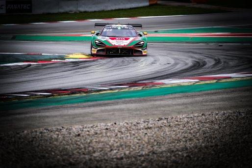 #38 JOTA GBR McLaren 720 S GT3 Ben Barnicoat GBR Oliver Wilkinson GBR Rob Bell GBR Pro Cup, Qualifying  | SRO / Dirk Bogaerts Photography