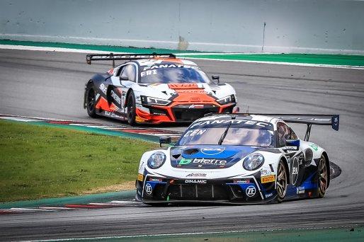 #54 Dinamic Motorsport ITA Porsche 911 GT3-R (991.II) Matteo Cairoli ITA Klaus Bachler DEU Christian Engelhart DEU Pro Cup, Race  | SRO / Patrick Hecq Photography