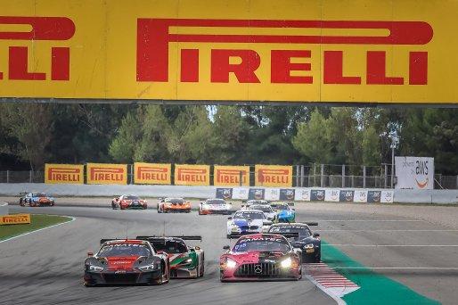 #69 Ram Racing  GBR Mercedes-AMG GT3 Robert Collard GBR Sam De Haan GBR Fabian Schiller DEU Pro-Am Cup, Race    SRO / Patrick Hecq Photography