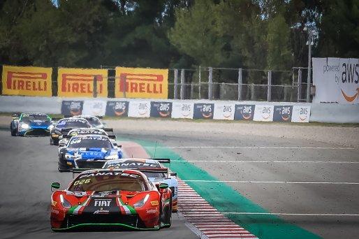 #33 Rinaldi Racing DEU Ferrari 488 GT3 David Perel ZAF Benjamin Hites CHL Fabrizio Crestani ITA Silver Cup, Race  | SRO / Patrick Hecq Photography