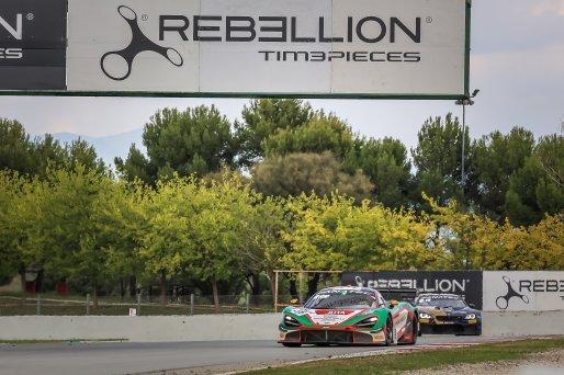 #38 JOTA GBR McLaren 720 S GT3 Ben Barnicoat GBR Oliver Wilkinson GBR Rob Bell GBR Pro Cup, Race  | SRO / Patrick Hecq Photography