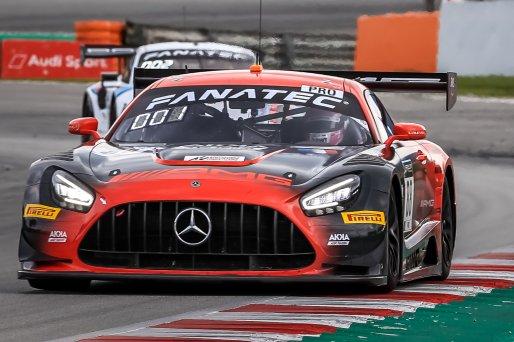 #88 AKKA ASP FRA Mercedes-AMG GT3 Raffaele Marciello ITA Felipe Fraga BRA Jules Gounon FRA Pro Cup, Race  | SRO / Patrick Hecq Photography
