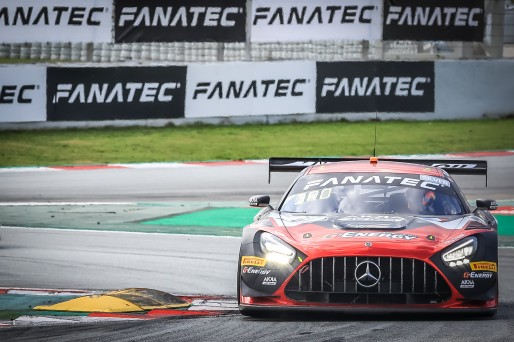#87 AKKA ASP FRA Mercedes-AMG GT3 Simon Gachet FRA Thomas Drouet FRA Konstantin Tereschenko  RUS Silver Cup, Race  | SRO / Patrick Hecq Photography