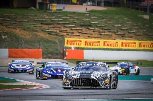 #90 Madpanda Motorsport ESP Mercedes-AMG GT3 Ezequiel Perez Companc ARG Juuso Puhakka FIN Rik Breukers NDL Silver Cup, Race    SRO / Patrick Hecq Photography