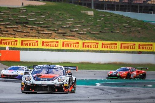 #56 Dinamic Motorsport ITA Porsche 911 GT3-R (991.II) Andrea Rizzoli ITA Mikkel O. Pedersen DNK Romain Dumas FRA Pro Cup, Race  | SRO / Patrick Hecq Photography