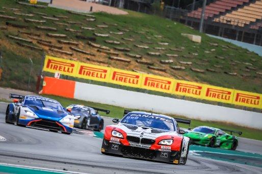 #10 Boutsen Ginion BEL BMW M6 GT3 Jens Liebhauser DEU Karim Ojjeh SAU Jens Klingmann DEU Pro-Am Cup, Race    SRO / Patrick Hecq Photography