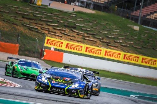 #77 Barwell Motorsport GBR Lamborghini Huracan GT3 Evo Henrique Chaves PRT Adrian Amstutz CHE Miguel Ramos PRT Pro-Am Cup, Race  | SRO / Patrick Hecq Photography