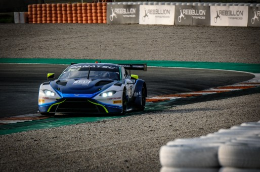 #159 Garage 59 GBR Aston Martin Vantage AMR GT3 Tuomas Tujula FIN Nicolai Kjaergaard DNK Silver Cup, Free Practice  | SRO / Dirk Bogaerts Photography
