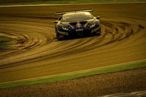 #163 Emil Frey Racing CHE Lamborghini Huracan GT3 Evo Norbert Siedler AUT Albert Costa ESP Pro, Free Practice    SRO / Dirk Bogaerts Photography
