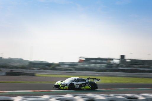 #31 Team WRT BEL Audi R8 LMS GT3 Frank Bird  GBR Ryuichiro Tomita JPN Silver Cup, Free Practice  | SRO / Patrick Hecq Photography