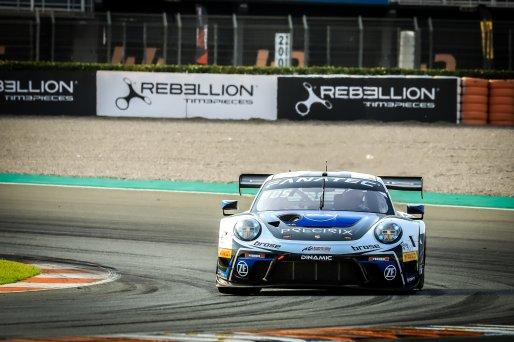 #54 Dinamic Motorsport ITA Porsche 911 GT3-R (991.II) Adrien De Leener BEL Christian Engelhart DEU Pro, Free Practice    SRO / Patrick Hecq Photography