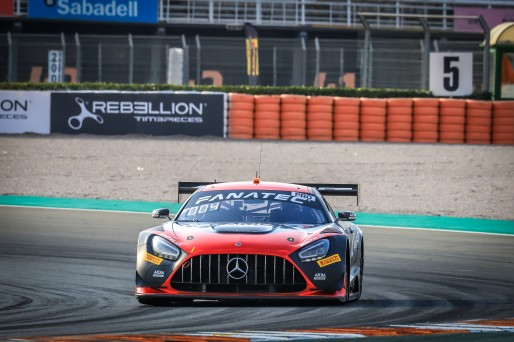 #89 AKKA ASP  FRA Mercedes-AMG GT3 Petru Umbrarescu ROM Jules Gounon FRA Pro, Free Practice  | SRO / Patrick Hecq Photography