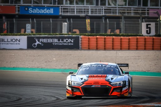 #32 Team WRT BEL Audi R8 LMS GT3 Charles Weerts BEL Dries Vanthoor BEL Pro, Free Practice  | SRO / Patrick Hecq Photography