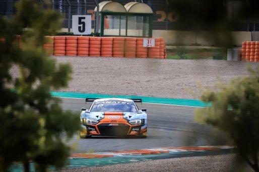 #30 Team WRT BEL Audi R8 LMS GT3 Benjamin Goethe DNK Robin Frijns NDL Pro, Free Practice  | SRO / Patrick Hecq Photography