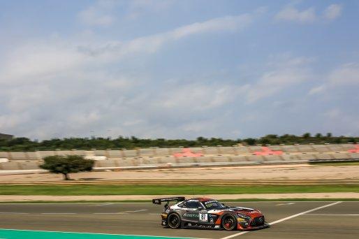#87 AKKA ASP  FRA Mercedes-AMG GT3 Konstantin Tereschenko RUS Jim Pla FRA Silver Cup, Pre-Qualifying    SRO / Patrick Hecq Photography