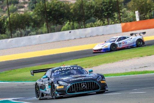 #20 SPS automotive performance DEU Mercedes-AMG GT3 Valentin Pierburg DEU Dominik Baumann AUT Pro-Am Cup, Pre-Qualifying    SRO / Patrick Hecq Photography