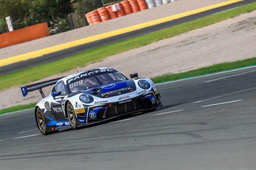 #54 Dinamic Motorsport ITA Porsche 911 GT3-R (991.II) Adrien De Leener BEL Christian Engelhart DEU Pro, Pre-Qualifying    SRO / Patrick Hecq Photography