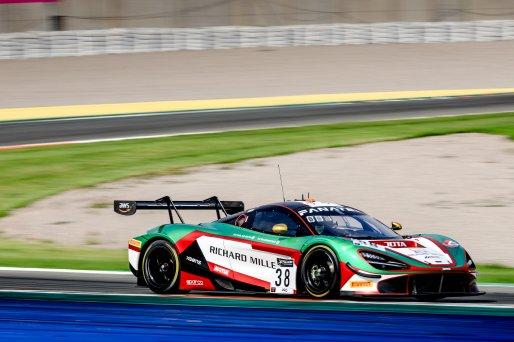 #38 Jota GBR McLaren 720 S GT3 Ben Barnicoat GBR Oliver Wilkinson GBR Pro, Pre-Qualifying  | SRO / Patrick Hecq Photography