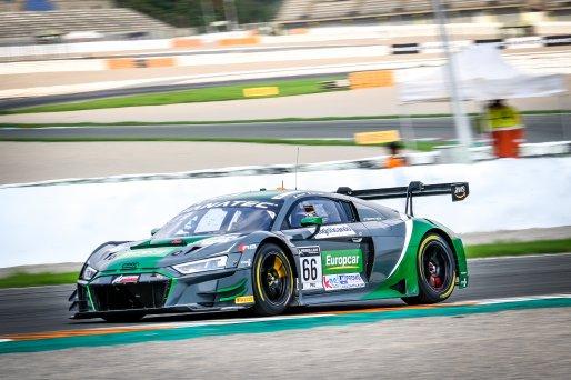 #66 Attempto Racing DEU Audi R8 LMS GT3 Kikko Galbiati ITA Mattia Drudi ITA Pro, Qualifying  | SRO / Dirk Bogaerts Photography