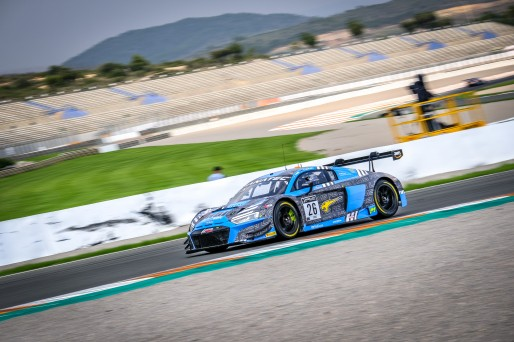 #26 Sainteloc Racing FRA Audi R8 LMS GT3 Aurelien Panis FRA Markus Winkelhock DEU Pro, Qualifying  | SRO / Dirk Bogaerts Photography