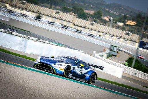 #159 Garage 59 GBR Aston Martin Vantage AMR GT3 Tuomas Tujula FIN Nicolai Kjaergaard DNK Silver Cup, Qualifying  | SRO / Dirk Bogaerts Photography
