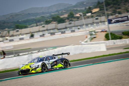 #31 Team WRT BEL Audi R8 LMS GT3 Frank Bird  GBR Ryuichiro Tomita JPN Silver Cup, Qualifying  | SRO / Dirk Bogaerts Photography