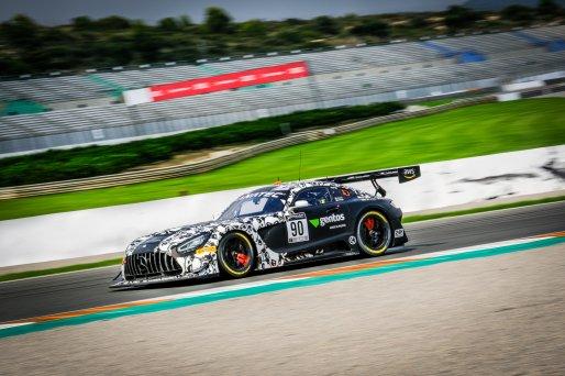 #90 Madpanda Motorsport ESP Mercedes-AMG GT3 Ezequiel Perez Companc ARG Rik Breukers NDL Silver Cup, Qualifying  | SRO / Dirk Bogaerts Photography