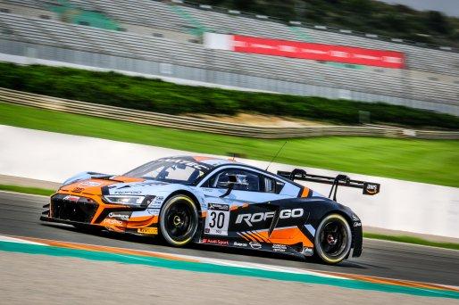 #30 Team WRT BEL Audi R8 LMS GT3 Benjamin Goethe DNK Robin Frijns NDL Pro, Qualifying  | SRO / Dirk Bogaerts Photography