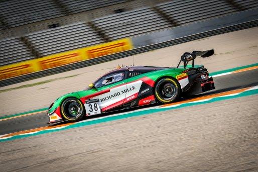 #38 Jota GBR McLaren 720 S GT3 Ben Barnicoat GBR Oliver Wilkinson GBR Pro, Qualifying  | SRO / Dirk Bogaerts Photography